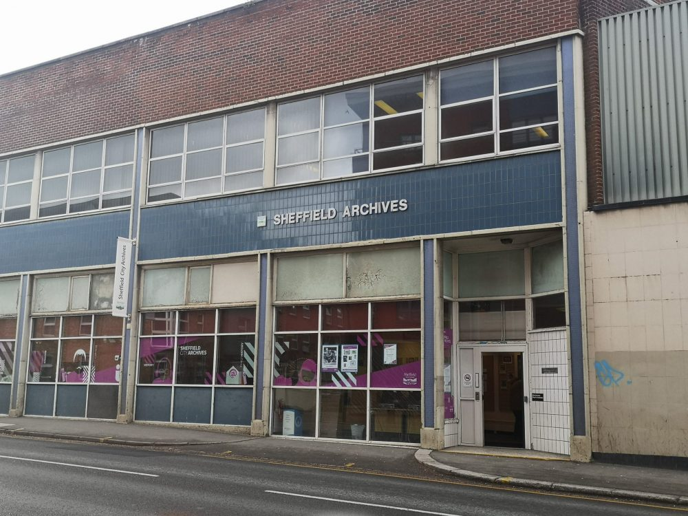 Sheffield Record Office