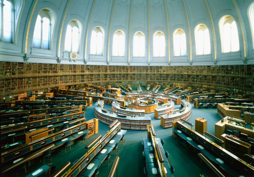 British Museum Circular Reading Room