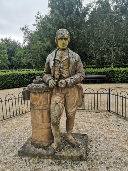 James Watt Statue Glasgow Green