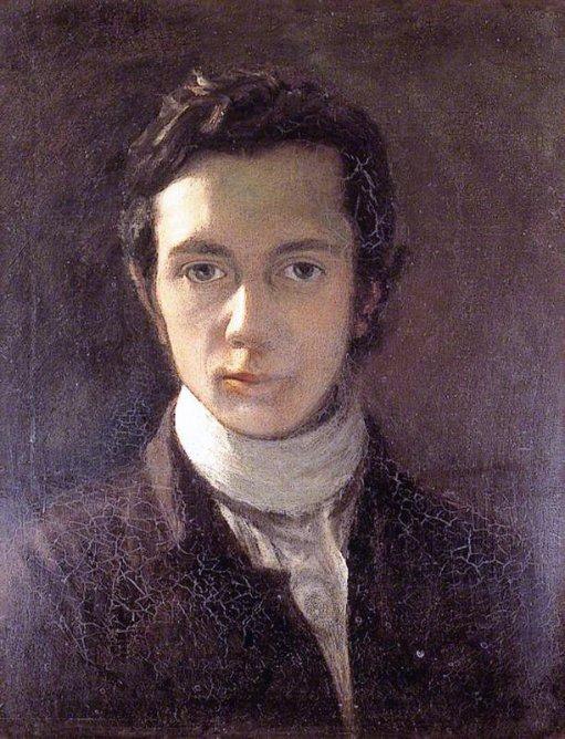 Self Portrait of Hazlitt 1820